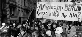 Sein und Streit: Die antiautoritäre Revolte: Was bleibt von 1968?