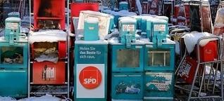 21.01.18 : das SPD Zukunftsprojekt beginnt