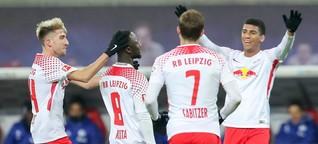 Leipzig nach Sieg gegen Schalke: Auf Bewährung - SPIEGEL ONLINE - Sport