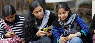 Sexuelle Gewalt in Indien - Die Tat nach der Tat