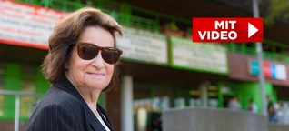 Holocaust-Überlebende (86) kehrt erstmals in deutsche Heimat zurück