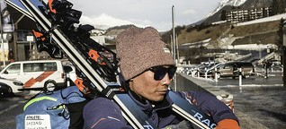 These Men Are Trying To Be The First Afghan Skiers To Ever Make The Olympics