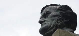 Wagner-Festspiele in Bayreuth: Hacke-Richard