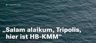"""Salam alaikum, Tripolis"""