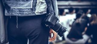 """Fotografin: """"Der Markt ist überschwemmt mit Amateuren"""""""