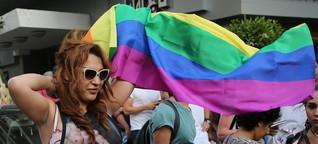 In diesem arabischen Land sind Homosexuelle bald keine Verbrecher mehr