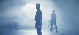 Jumpstyle, la danse féroce venue du web met le feu à la scène