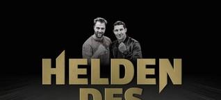 """""""Definitiv, ja!"""" - Drei Fragen an ... Raphael Braun zu den """"Helden des Handballs"""""""