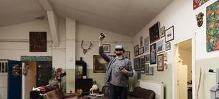 Virtual-Reality-Startups in Hamburg: Bau dir deine eigene Welt