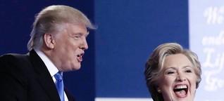 """""""Trump zerstört unsere Normen"""""""