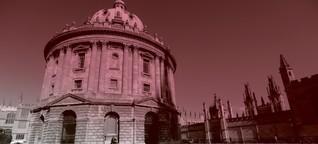 Oxford und die Tiefenbohrung