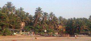 """Darum ist Goa """"Indien light"""""""
