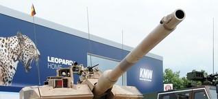 Rüstungsexporte - Wenigstens nicht in Krisengebiete