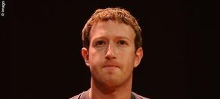 """""""Ich habe den falschen Leuten vertraut"""" - plagen Mark Zuckerberg Gewissensbisse?"""