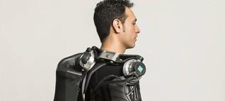 Exoskelette: Ein Roboter für den Körper