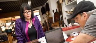 Zu Besuch beim jüngsten Leihhaus der Schweiz: Ein Leben auf Pfand - Sonntagsblick Magazin