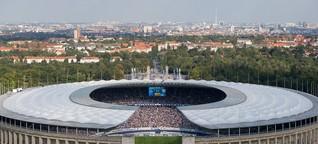 Neues Fußballstadion für Berlin: Glaubwürdigkeit für Hertha