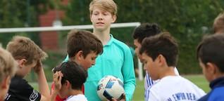 Nachwuchsprogramm für Schiedsrichter: Jungs mit Pfiff