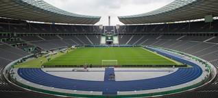 Zukunft des Berliner Olympiastadions: Schüssel zum Erfolg