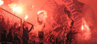 Weibliche Ultra-Fans im Fußball: Frauen an den Zaun