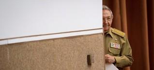 Kubas Präsident Raúl Castro: Der Wandel muss warten - SPIEGEL ONLINE - Politik
