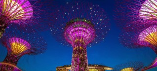 360°-Video: Singapur: Erlebe die krasseste Stadt Südostasiens in 360°