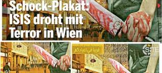 """Wie """"der IS"""" Wien mit Stockphotos und Google-Bildern droht"""