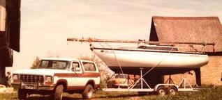 Ford Bronco Ranger XLT: Meine Eltern, der Dinosaurier und ich