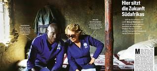 FOCUS Magazin - Hier sitzt die Zukunft Südafrikas