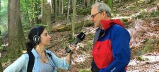 Wandern im Schwarzwald - Das neue Rettungssystem im Test