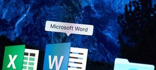 Monero Mining mittels Word Dokument möglich