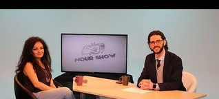 Nour Show 2 Basma Jabr برنامج نور شو الحلقة الثانية الموسم الأول مع الفنانة بسمة جبر
