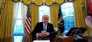 Trumps Versagen ist nur eine Legende