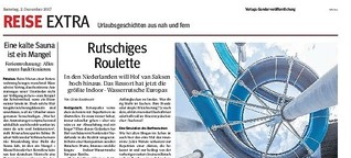 Rutschiges Roulette - WAZ