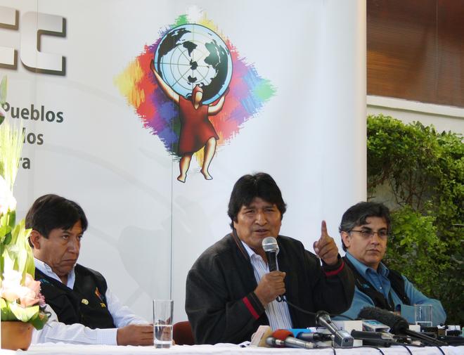 Bolivie, la tentation du pouvoir