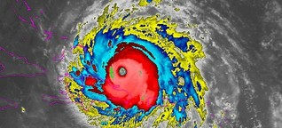 """Laut Klimaforschern: Ereignisse wie """"Irma"""" könnten Normalität werden"""