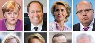 Das Kabinett zum Klicken