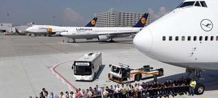 Was die Airport-Logistik von ihrer IT verlangt