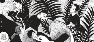"""Comic """"Der Ursprung der Liebe"""": Romantik ist der Horror"""