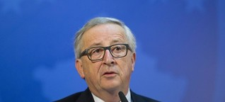 "Reaktionen auf Italien-Wahl: Juncker: ""Keep calm and carry on"""