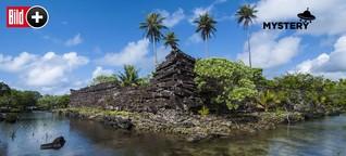 Südsee-Atlantis Nan Madol fasziniert Forscher - Rätselhafte Ruinenstadt im Pazifischen Ozean