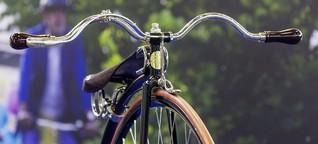 200 Jahre Fahrrad: Zwischen Höhenangst und Fuchsschwanz