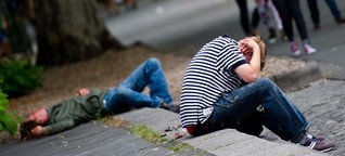 Obdachlose Jugendliche in Berlin: Jung und unsichtbar