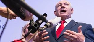 Netanjahu und die Detektive