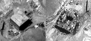 Israel gibt Schlag gegen Atomreaktor zu