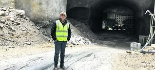 Platzmangel erzwingt Millionenfriedhof in Jerusalems Untergrund
