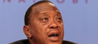 Der PR-Job in Kenia