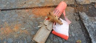 Nach Sprengstoff-Fund in Thüringen: Der Funke im Dorf