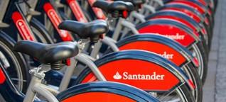 Santander Bank will Geldsystem von Ripple einsetzen