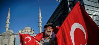 Türkei: Erdoğans Charme-Offensive
